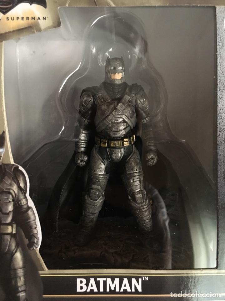 BATMAN-BATMAN CONTRA SUPERMAN-11 CM-SCHLEICH-PRECINTADO NUEVO-PINTADAS A MANO (Juguetes - Figuras de Acción - DC)