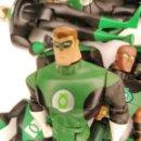 Figuras y Muñecos DC: LIGA DE LA JUSTICIA SUPERHEROES DC COMIC LOTE LINTERNA VERDE. Lote 141248562