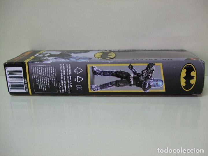 Figuras y Muñecos DC: FIGURA MR. FREEZE ( CABEZA BLANCA WHITE FACE ) 30 CM 12 PULGADAS BATMAN MISSIONS MATTEL DC COMICS - Foto 4 - 276942238