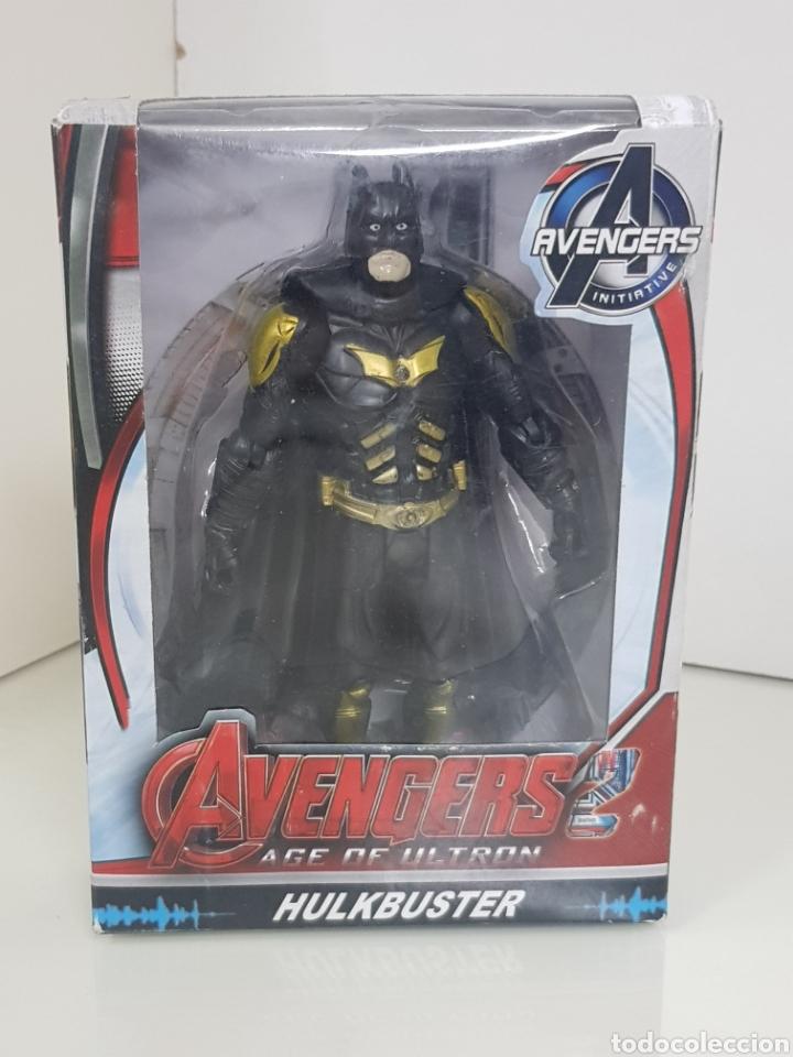 BATMAN CON LUZ DE 17CMS (Juguetes - Figuras de Acción - DC)