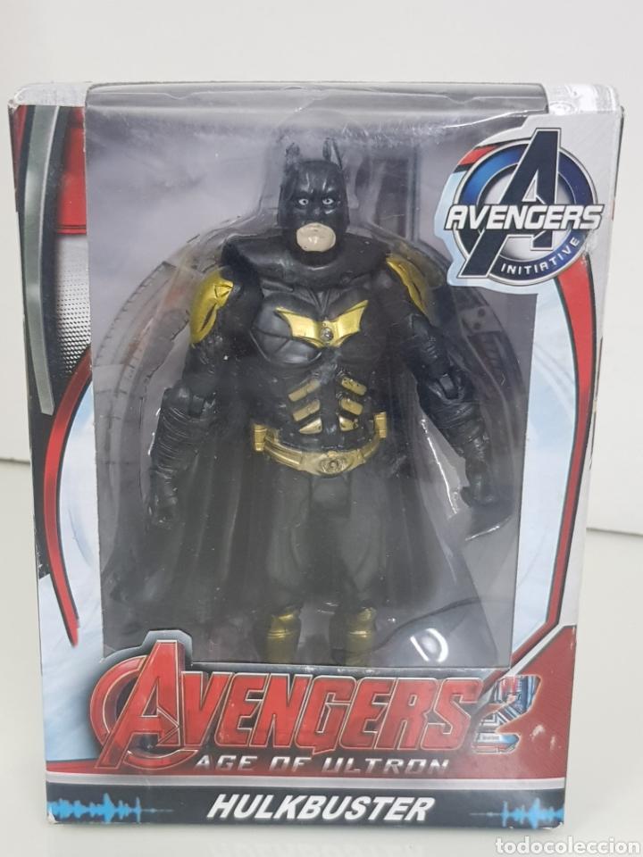 Figuras y Muñecos DC: Batman con luz de 17cms - Foto 5 - 143577154
