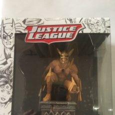 Figuras y Muñecos DC: HAWKMAN-JUSTICE LEAGUE-11 CM-SCHLEICH-PRECINTADO NUEVO. Lote 145469568