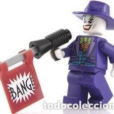 Figuras y Muñecos DC: FIGURA DE JOCKER (NUEVO) LOTE 3. Lote 147370138