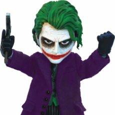 Figuras y Muñecos DC: FIGURA THE JOKER BATMAN DARK KNIGHT (EL CABALLERO OSCURO) HEROCROSS NUEVA. Lote 147391778