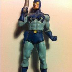 Figuras y Muñecos DC: BLUE BEETLE - DC- EN PLOMO. Lote 149807618