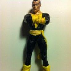 Figuras y Muñecos DC: D C - BLACK ADAM - MUY BIEN CONSERVADO- EN PLOMO. Lote 149810046
