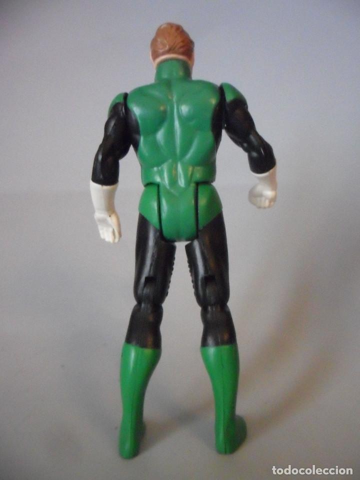 Figuras y Muñecos DC: DC SUPER POWERS GREEN LANTERN LINTERNA VERDE FIGURA ARTICULADA KENNER 1984 - Foto 4 - 149881150