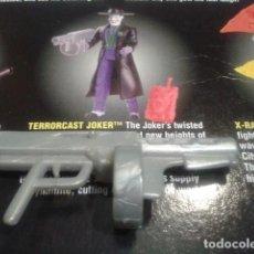 Figuras y Muñecos DC: ARMA, ACCESORIO,PIEZA BATMAN ( JOKER TERRORCAST METRALLETA ) HASBRO 2000 SPECTRUM OF THE BAT . Lote 149894494