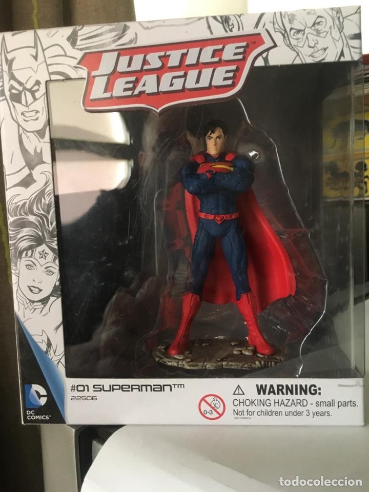 Figuras y Muñecos DC: SUPERMAN-JUSTICE LEAGUE-SCHLEICH-PRECINTADO NUEVO - Foto 2 - 150625824