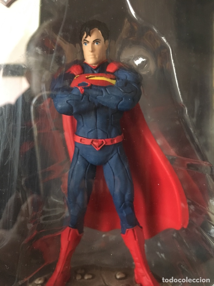 Figuras y Muñecos DC: SUPERMAN-JUSTICE LEAGUE-SCHLEICH-PRECINTADO NUEVO - Foto 3 - 150625824