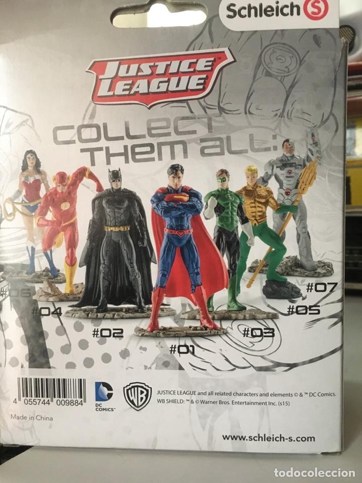 Figuras y Muñecos DC: SUPERMAN-JUSTICE LEAGUE-SCHLEICH-PRECINTADO NUEVO - Foto 4 - 150625824