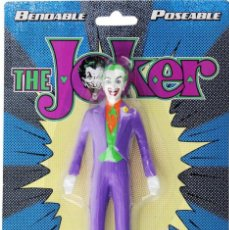 Figuras y Muñecos DC: EL JOKER CLASICO FIGURA FLEXIBLE 14 CM UNIVERSO DC. Lote 153048302