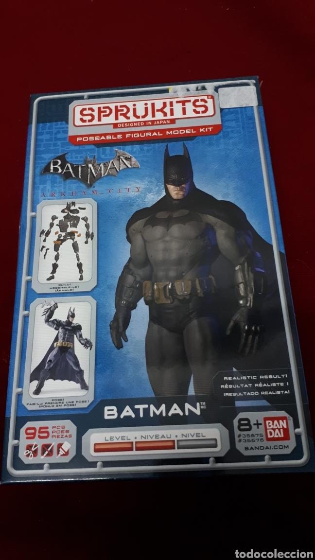 SPRUKITS - BATMAN - BANDAI (Juguetes - Figuras de Acción - DC)