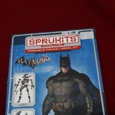 Figuras y Muñecos DC: SPRUKITS - BATMAN - BANDAI. Lote 154599020