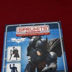 Figuras y Muñecos DC: SPRUKITS - BATMAN - BANDAI. Lote 154602396