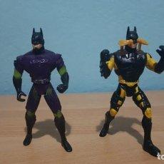 Figuras y Muñecos DC: LOTE 2 FIGURAS BATMAN KENNER - 1995-1996 . DC COMICS. AÑOS 90. Lote 156820522