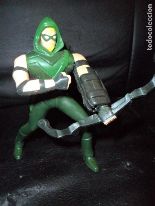 GREEN ARROW - DC COMICS MCDONALD'S 2016 - (Juguetes - Figuras de Acción - DC)
