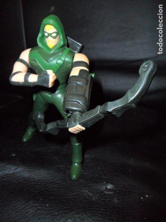Figuras y Muñecos DC: GREEN ARROW - DC COMICS McDONALDS 2016 - - Foto 2 - 157324194