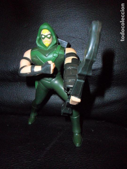 Figuras y Muñecos DC: GREEN ARROW - DC COMICS McDONALDS 2016 - - Foto 3 - 157324194