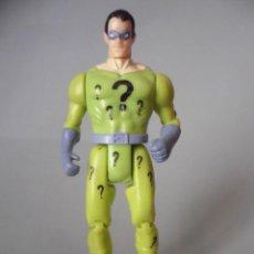 Figuras y Muñecos DC: THE RIDDLER DC SUPER HEROES 1989 TOY BIZ. Lote 160184758