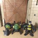 Figuras y Muñecos DC: MUÑECO BATMAN TM & DC COMICS CON SU NAVE. Lote 160298045