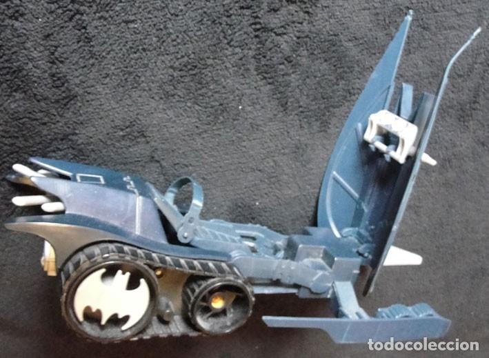 Figuras y Muñecos DC: BATMAN VEHICULO TODO TERRENO - DC COMICS KENNER, 1993 - MUY RARO - - Foto 3 - 160447898