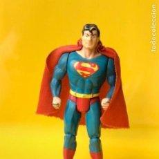 Figuras e Bonecos DC: FIGURA SUPERMAN SUPER POWERS COLLECTION KENNER 1984 DC CON CAPA ORIGINAL. Lote 160690740