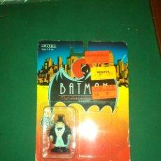 Figuras y Muñecos DC: FIGURA METALICA - BATMAN THE ANIMATED SERIES – THE PENGUIN - ERTL. Lote 164155582