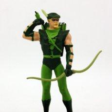 Figuras y Muñecos DC: GREEN ARROW - FLECHA VERDE - FIGURAS DC COMICS DE COLECCION - EN SU CAJA ORIGINAL - AÑO 2008 - PLOMO. Lote 165755070