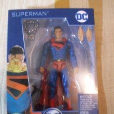 Figuras y Muñecos DC: SUPERMAN KINGDOM COME ALEX ROSS DC MULTIVERSE LOBO SERIES MARVEL LEGENDS DC UNIVERSE CLASSICS, . Lote 168310020