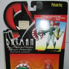 Figuras y Muñecos DC: BATMAN, THE ANIMATED SERIES, FIGURA POISON IVY, KENNER 1994, NUEVA. Lote 171272240