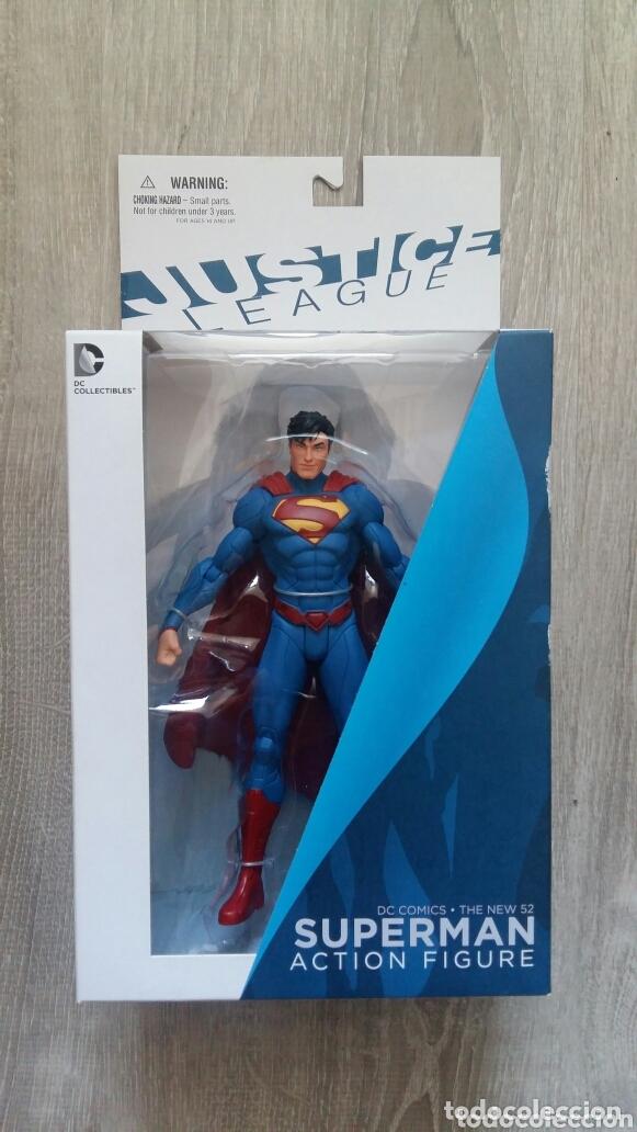 SUPERMAN (NEW 52) (Juguetes - Figuras de Acción - DC)
