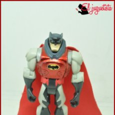 Figuras y Muñecos DC: KJOHG - DC - MATTEL 2010 - BATMAN TOTAL ARMOR SMASHING AXE (CON UN HACHA). Lote 172872069