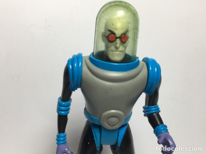 Figuras y Muñecos DC: FIGURA MR FREEZE BATMAN DC COMICS - Foto 2 - 173107585