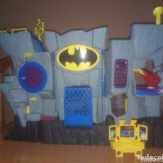 Figuras y Muñecos DC: BATCUEVA MATTEL, DC CÓMICS ,BATMAN ,IMAGINEXT. Lote 173531502