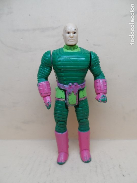 FIGURA DC SUPER POWERS LEX LUTHOR 1984 KENNER (Juguetes - Figuras de Acción - DC)