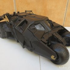 Figuras y Muñecos DC: COCHE BATMAN - BATIMOVIL- THE DARK KNIGHT BATMOBILE - ESC.1/18. Lote 173928708