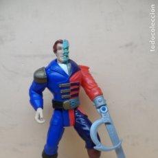Figuras y Muñecos DC: FIGURA DC TWO FACES PIRATA (DOS CARAS) (LEGENDS OF BATMAN) 1995 KENNER. Lote 174376289
