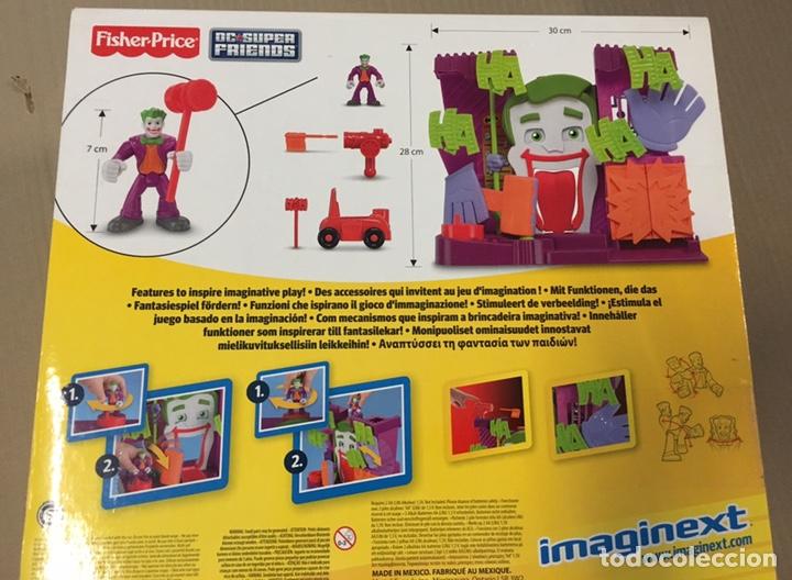 Figuras y Muñecos DC: Imaginext DC Súper Friends Cueva de Joker - Foto 2 - 180498276