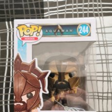 Figuras y Muñecos DC: FUNKO POP ARTHUR CURRY AS GLADIATOR. Lote 176370708