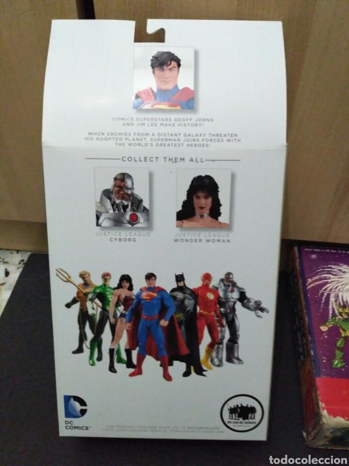 Figuras y Muñecos DC: figura de accion superman nueva en su caja - Foto 2 - 51559737