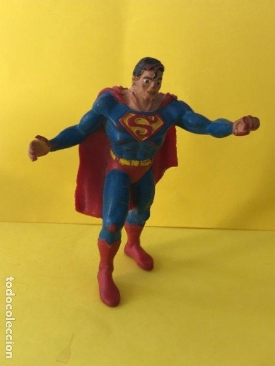 Figuras y Muñecos DC: Superman 1988 dc comics spain muñeco superman dc 1988 9,5 cm - Foto 2 - 178751210