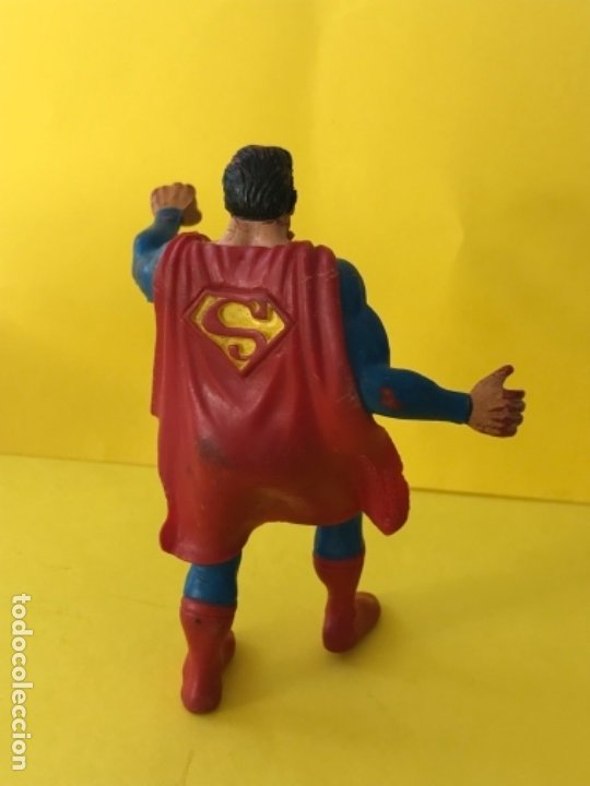 Figuras y Muñecos DC: Superman 1988 dc comics spain muñeco superman dc 1988 9,5 cm - Foto 3 - 178751210