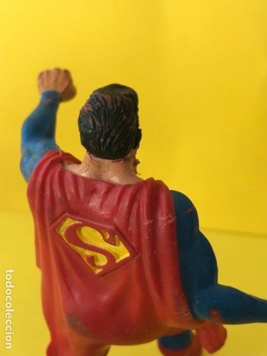 Figuras y Muñecos DC: Superman 1988 dc comics spain muñeco superman dc 1988 9,5 cm - Foto 4 - 178751210