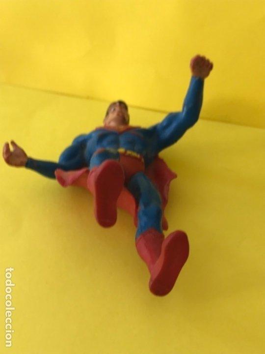 Figuras y Muñecos DC: Superman 1988 dc comics spain muñeco superman dc 1988 9,5 cm - Foto 6 - 178751210
