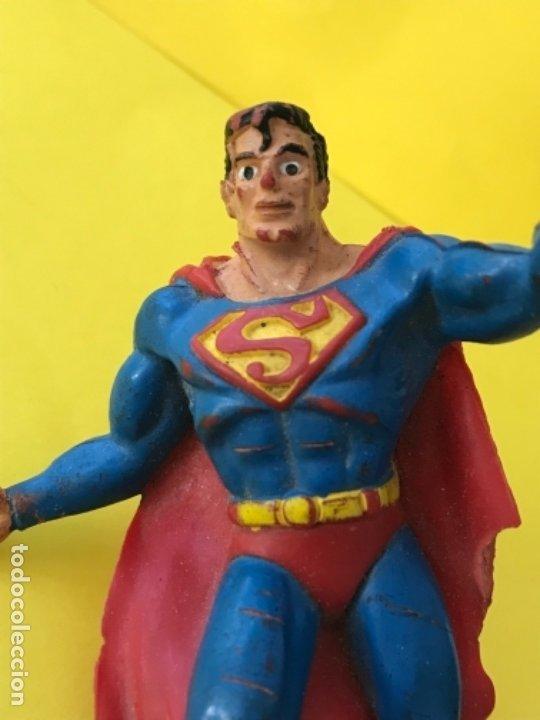 Figuras y Muñecos DC: Superman 1988 dc comics spain muñeco superman dc 1988 9,5 cm - Foto 7 - 178751210
