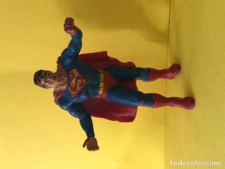 Figuras y Muñecos DC: Superman 1988 dc comics spain muñeco superman dc 1988 9,5 cm - Foto 10 - 178751210