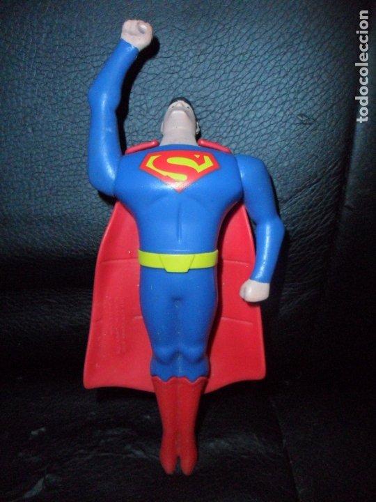 Figuras y Muñecos DC: SUPERMAN - FIGURA DE ACCION, JUSTICE LEAGUE - 2016 DC COMICS MCDONALDS - - Foto 2 - 178882780