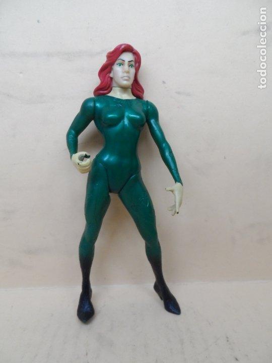 FIGURA DC POISON IVY (BATMAN & ROBIN) 1997 KENNER (Juguetes - Figuras de Acción - DC)
