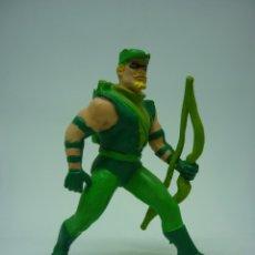 Figuras e Bonecos DC: FIGURA DE GREEN ARROW - FLECHA VERDE - COMICS SPAIN 1991. Lote 179537208